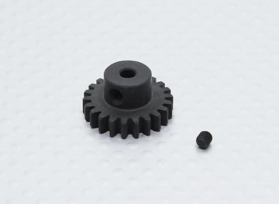 22T / 3,17 milímetros 32 de Pitch aço temperado Pinhão