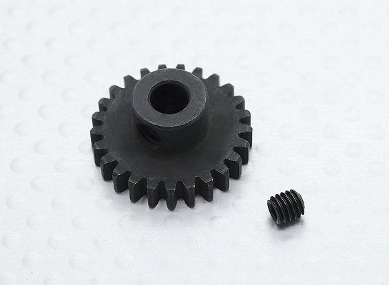 25T / 5 mm 32 Passo Hardened pinhão Aço
