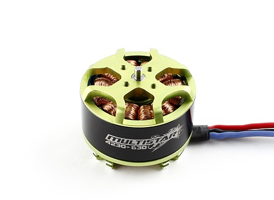 Turnigy Multistar 4230-630Kv 16 Pole Multi-Rotor Outrunner