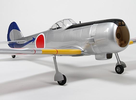 HobbyKing® ™ Ki-84 Hayate Warbird Composite 1.140 milímetros (ARF)
