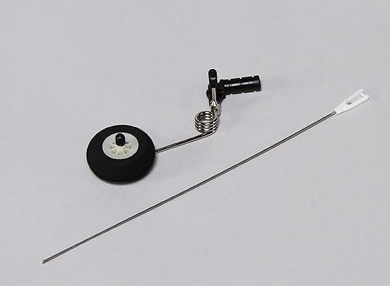 Roda de cauda de substituição - 821 milímetros Durafly ™ Auto-G2 Gyrocopter