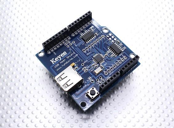 Kingduino Escudo USB Host Compatível
