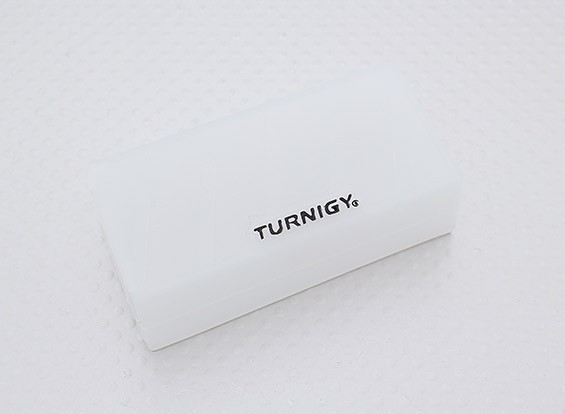 Turnigy silicone suave Lipo Battery Protector (1000-1300mAh 3S Clear) 74x36x21mm