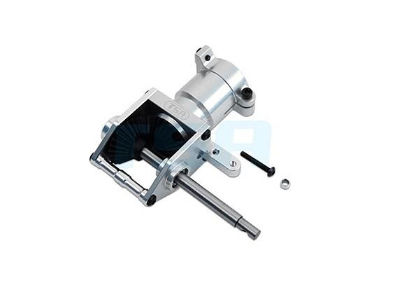 Assembléia Gearbox de Metal cauda - TSA Infusion 700E Pro, 700N PRO