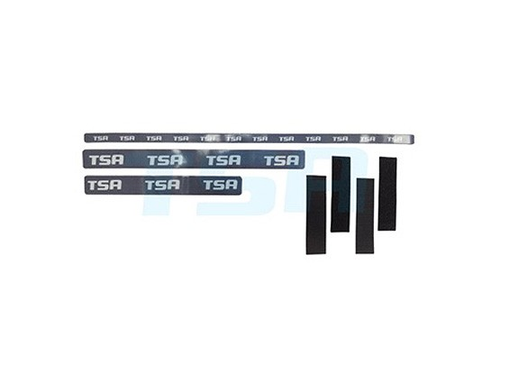 TSA Infusion 700N PRO - gancho e laço Set Tape