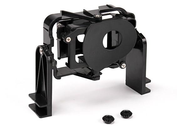 HobbyKing Go Discover FPV 1600 milímetros - substituição câmera Gimbal