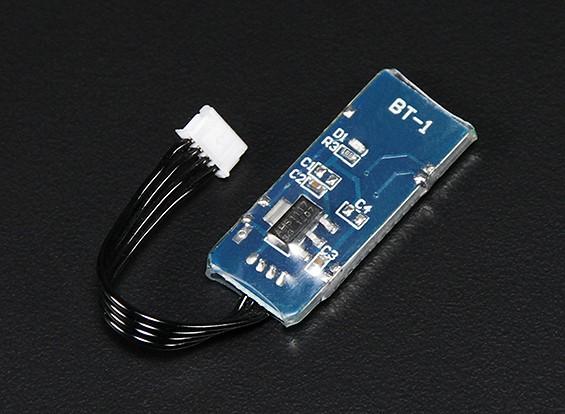 Adaptador de Programação Bluetooth para ZYX Flybarless System (Android 1.6 ou superior)