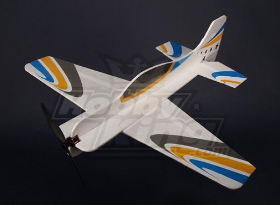 flatform Super 3D EPO R / C Plane w / ESC e Brushless