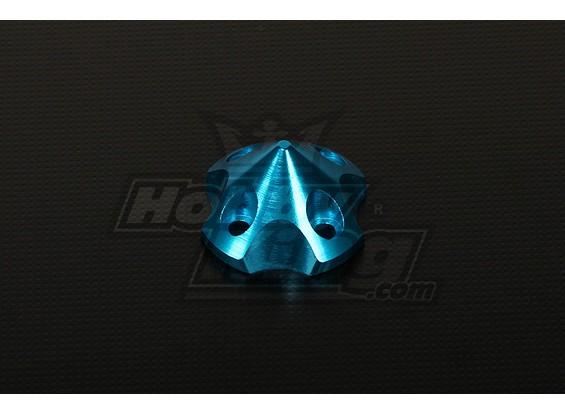 3DSpinner para HP-50 / DLE55 / DA50 / JC51 (41x41x26mm) Azul