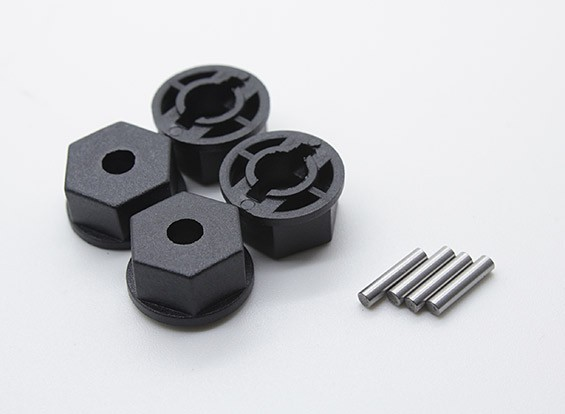 Nitro tóxico - cubo de roda