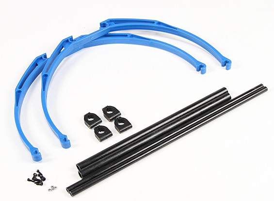 M200 Crab Leg Landing Gear Set DIY (azul)