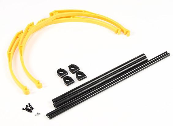 M200 Crab Leg Landing Gear Set DIY (amarelo)