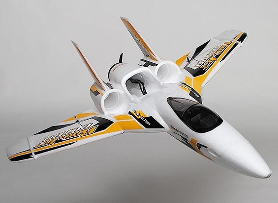 HobbyKing® Radjet Ultra 790 milímetros 100mph Avião (PNF)