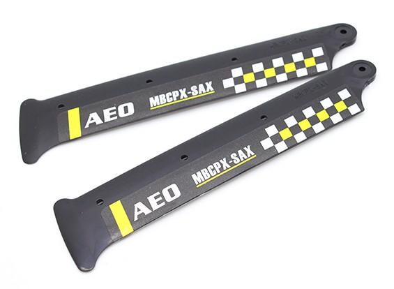 Blades principal 3D para mCPX (2pc) com Winglet