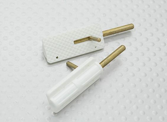 H / Dever Canopy Locks (2pc)
