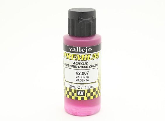 Vallejo Premium Color Pintura acrílica - Magenta (60ml)