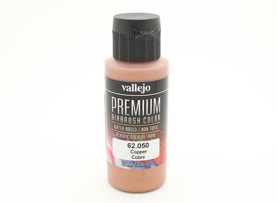 Vallejo Premium Color Pintura acrílica - Copper (60 ml)