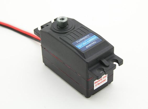 Turnigy ™ TGY-SM-4488MV impermeável Low Profile Direcção Servo 9,2 kg / 0,08 Sec / 53g