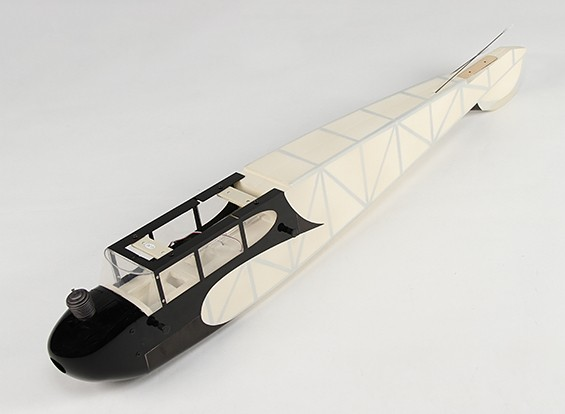 Durafly ™ Júnior 1100 milímetros - Substituição fuselagem Set