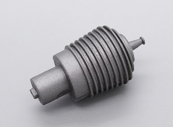 Durafly ™ Júnior 1100 milímetros - Substituição do cilindro do motor Scale