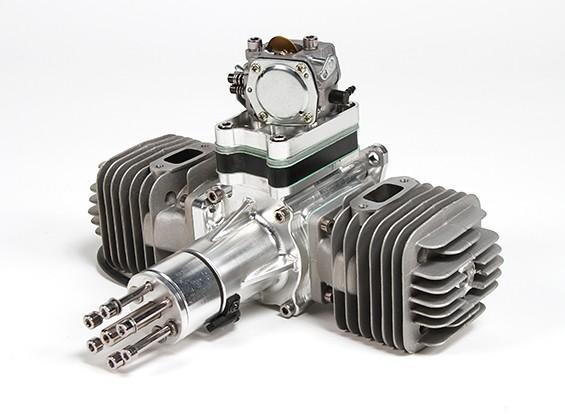 Turnigy TR-111 111cc gêmeo cilindro de gás do motor 11.5HP