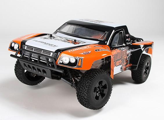 Turnigy Trooper SCT-X4 1/10 4x4 Nitro Curso de curta duração Truck (RTR)