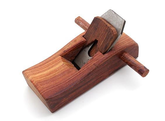 Mini 98 milímetros Smoothing plano de madeira