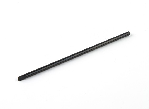 Turnigy plana cabeça chave de fenda Eixo 4 milímetros (1pc)