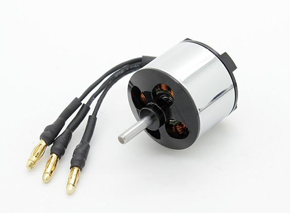 LD1510A-02-P Micro Brushless Outrunner Motor (16,5 g)