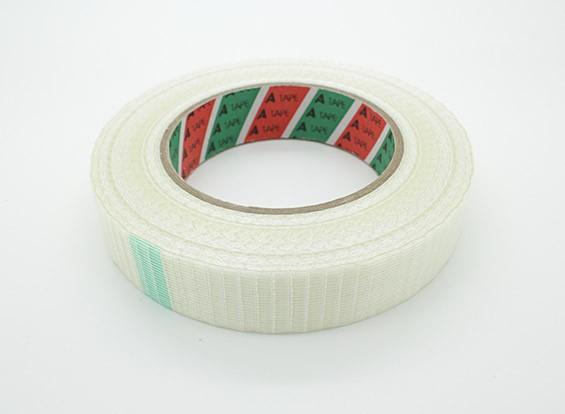 Alta Resistência verificador Fibre Tape. 24,5 milímetros x 50m