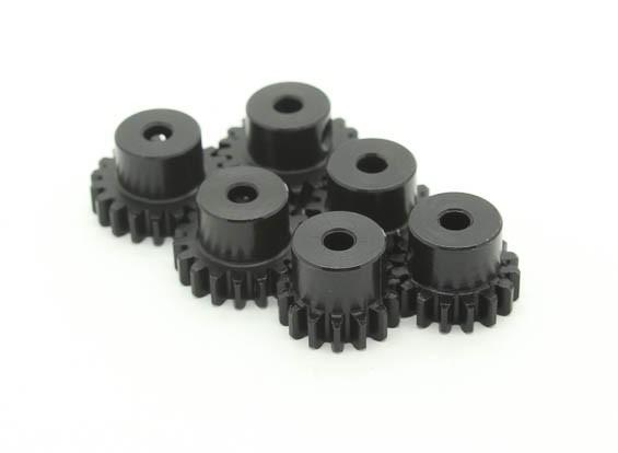 Pinhão aço temperado Set 32P para caber 3,175 milímetros Shaft (15/16/17/18/19 / 20T)