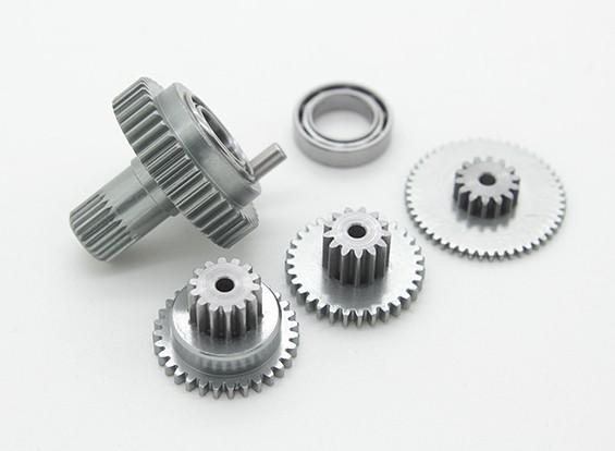 Engrenagem substituição Set Para servo da cauda RJX FS-0521THV Metal Gear Digital