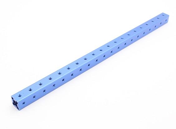 RotorBits pré-perfurados de alumínio anodizado Construção perfil 200 milímetros (azul)