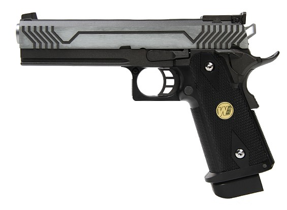 WE Hi-CAPA 5.1 GBB Pistol (M1, Two-tone)