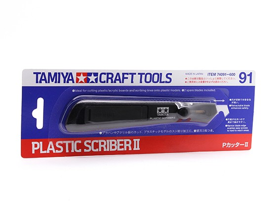 Tamiya plástico Scriber II (1pc)