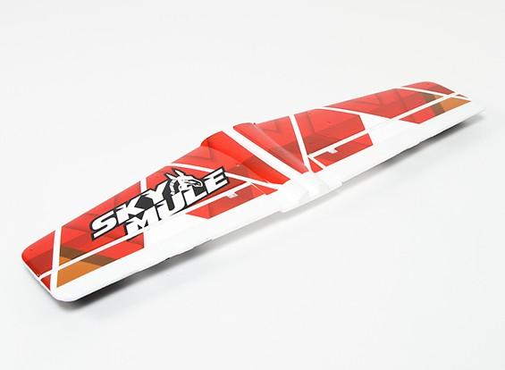 Durafly ™ SkyMule 1500 milímetros - Cauda Horizontal