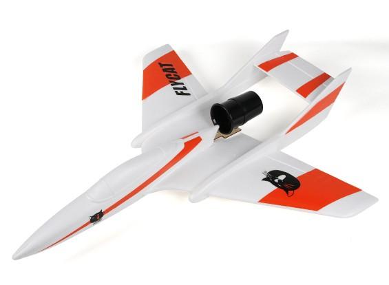 Flycat EDF Foam Jet MUITO RÁPIDO (apenas kit)