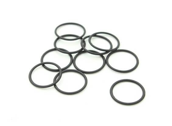 O-ring para 9x.8mm Steering Arm (10) - Basher Nitro circus1 / 10 SCT
