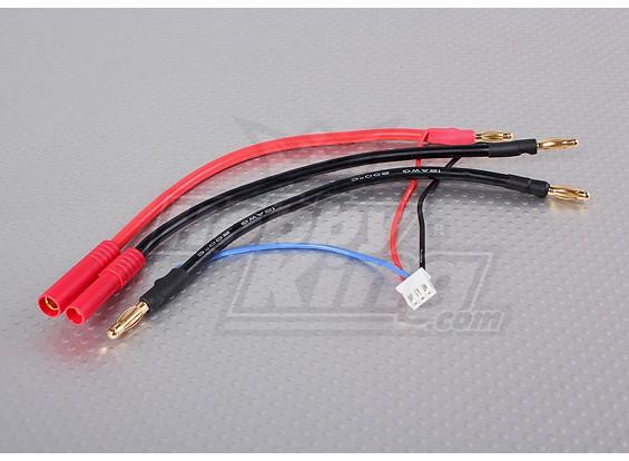 HXT-4 milímetros plug Arreios para 2S Hardcase Saddle embalar Baterias LiPoly