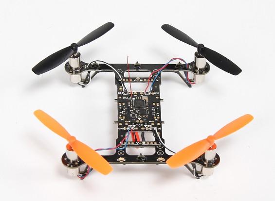 Turnigy Micro-X Quad-Copter DSM2 Compatível com FTDI Ferramenta MWC (Multi-WII) (B & F)