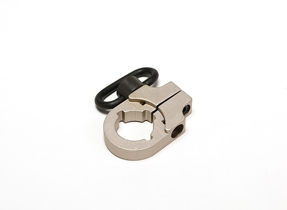 Elemento EX314 ACE Tactical QD Sling Adapter para AEG (Tan)