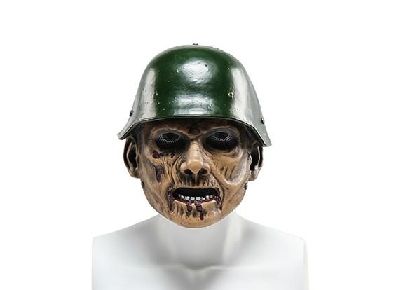 FMA Arame completa Máscara Facial (WAR II Zombie)