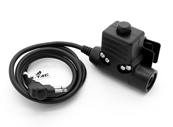 Z Tactical Z113 U94 PTT (Motorola 2 pinos ver.)