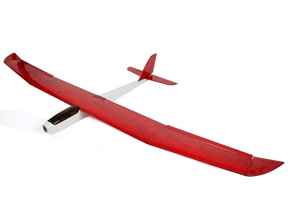 Big E-Feira elétrica Glider Balsa 2,500 milímetros (ARF)