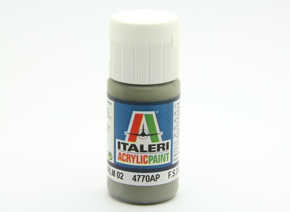 Italeri Pintura acrílica - FGrau RLM 02