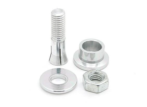 Collet Prop adaptador para eixos de 3mm (1pc)