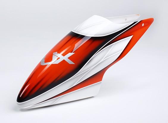 RJX X-TRON 500 Substituição Canopy (vermelho) # X500-82276R
