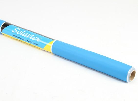 Cetim Solartex pré-pintado Iron-On tecido que cobre (azul claro) (5mtr)