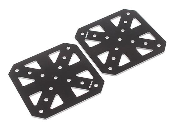 RotorBits Composite X Brace 56x56mm (2pcs / bag)