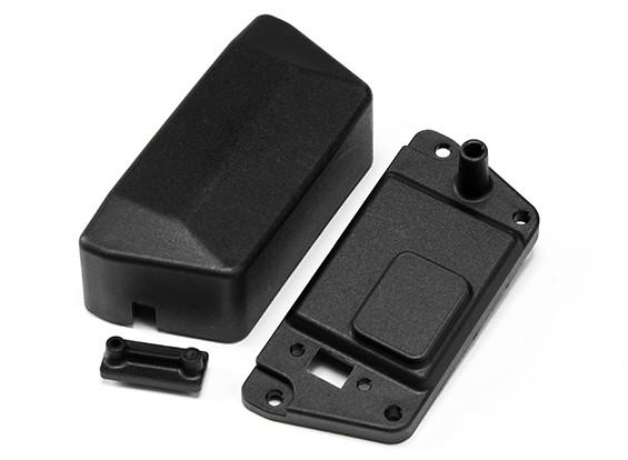 XRAY XB9E 1 / 8th Buggy - Case Receiver - V2 - XB808, XB9E